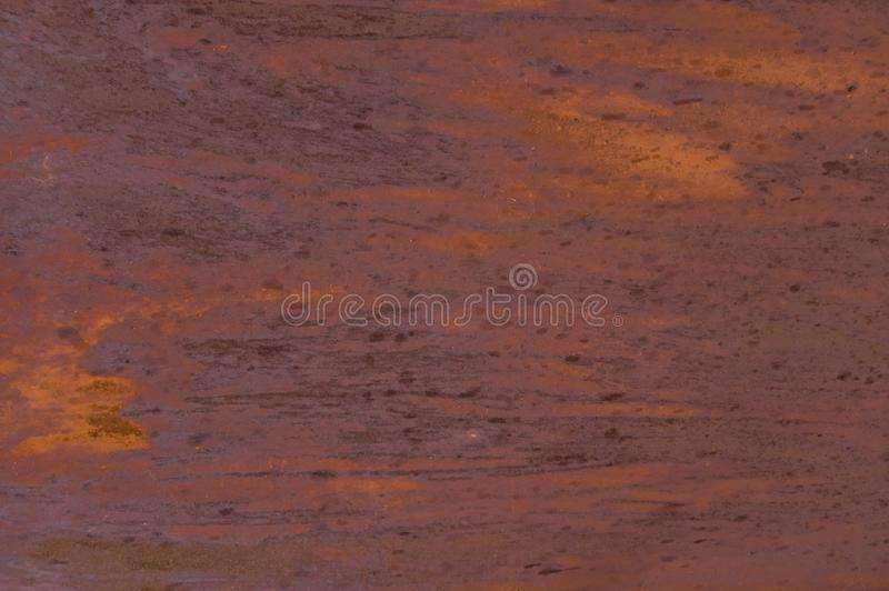 Background rusty metal sheet stock photo