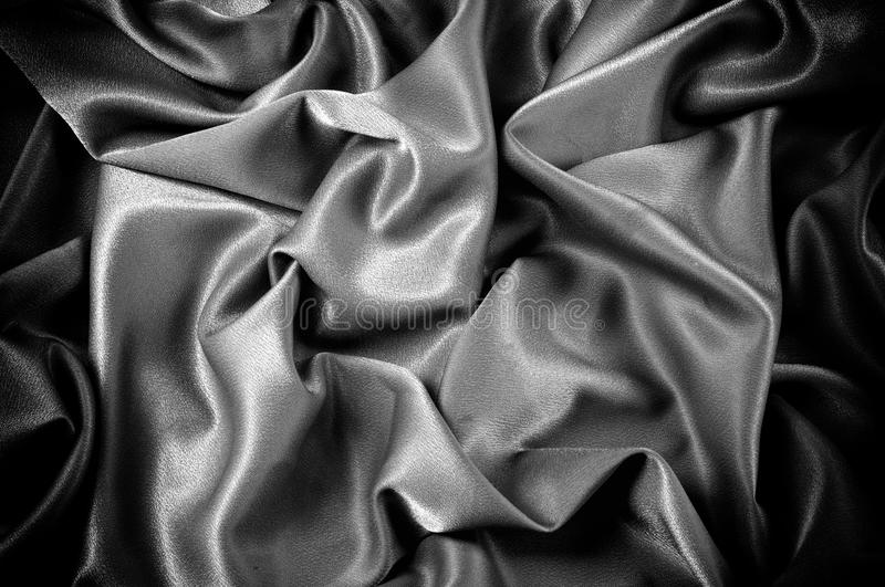 Texture, background. template. The school cloth is black, gray. Two continuous yards of Riley Blake Single Jersey Knit Solid Fabric stock photos