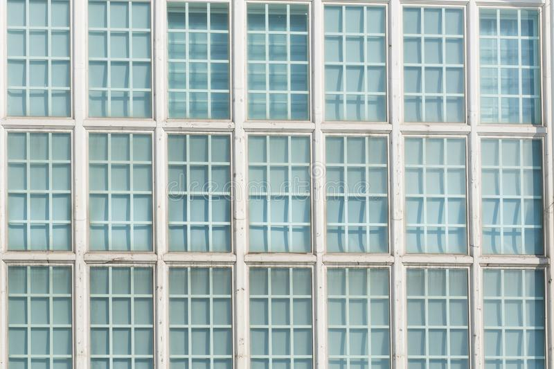 Building Window Close Up Texture Stock Image Image Of