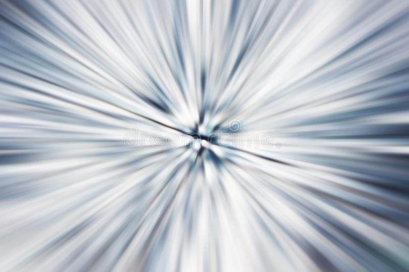 Texture background with warp speed in space. royalty free stock image