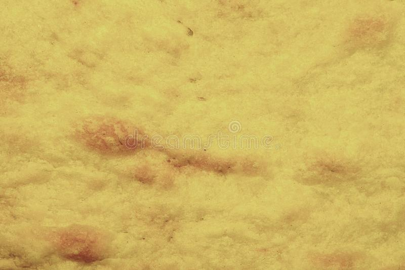 Texture of the baked dough royalty free stock photos