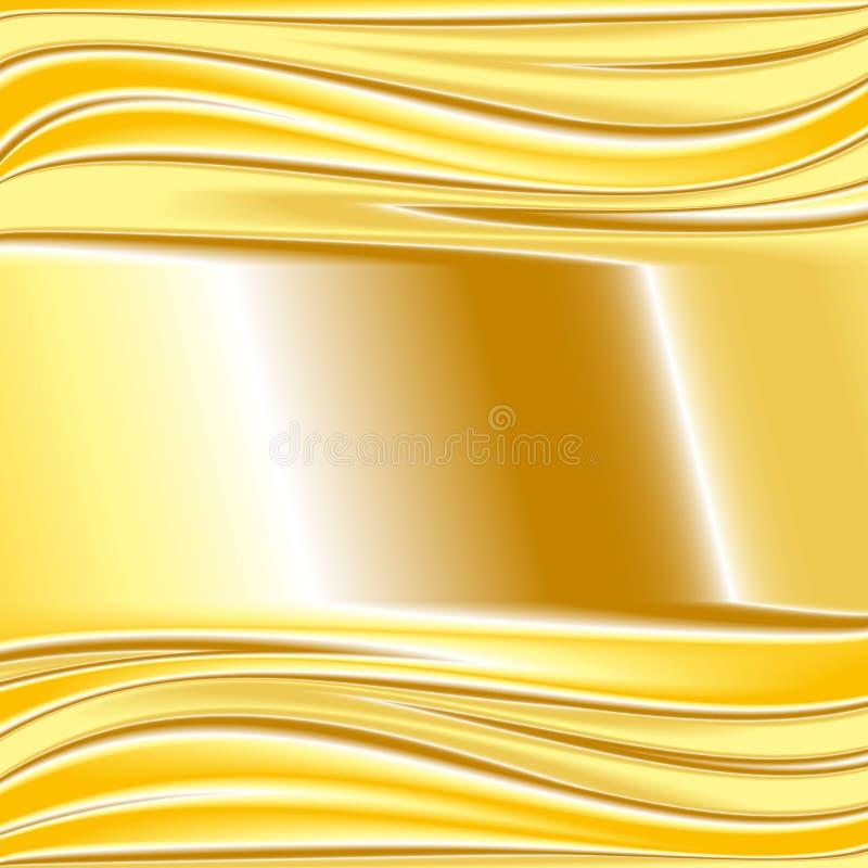 Texture balayée en métal, fond de vecteur illustration de vecteur
