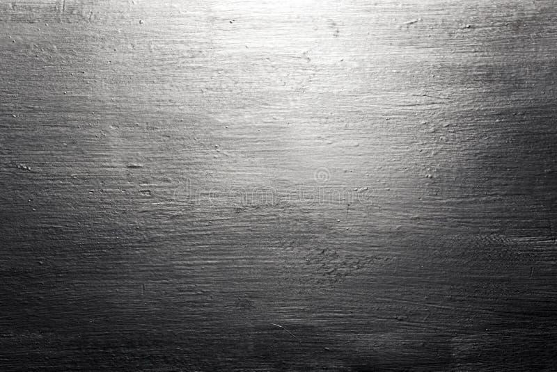 Texture balayée rayée en métal photos stock