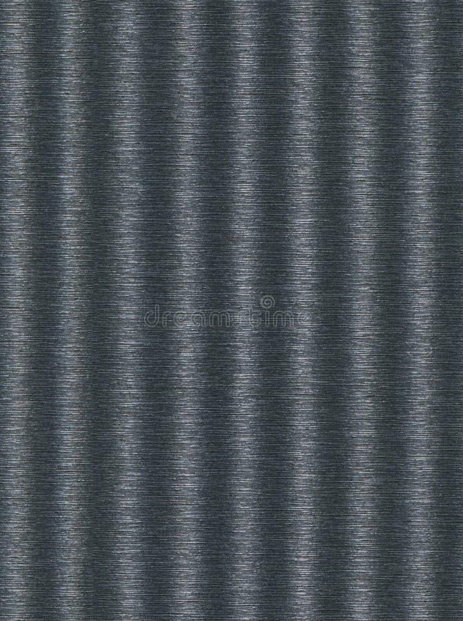 Texture balayée sans joint en métal photos stock