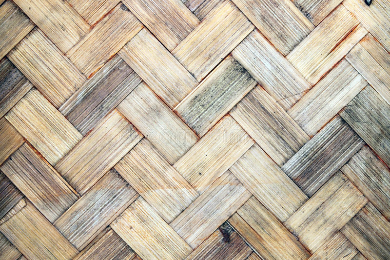 Download Texture of bamboo weave stock photo. Image of house, asian - 22990480