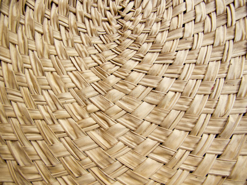 Download Texture Of Bamboo Weave Curve Stock Image - Image: 24698123