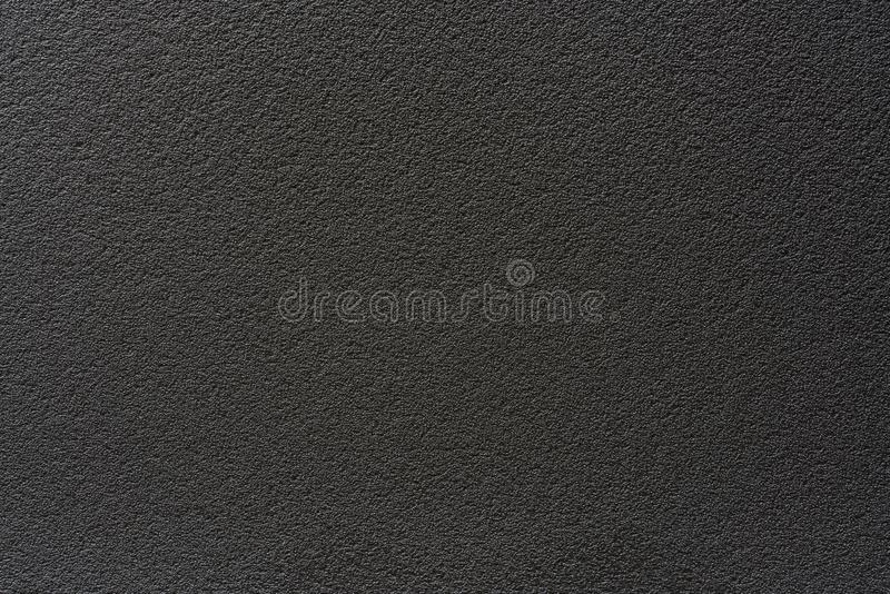 Texture of a black chalkboard. The background of black cloth. space for text. stock photography