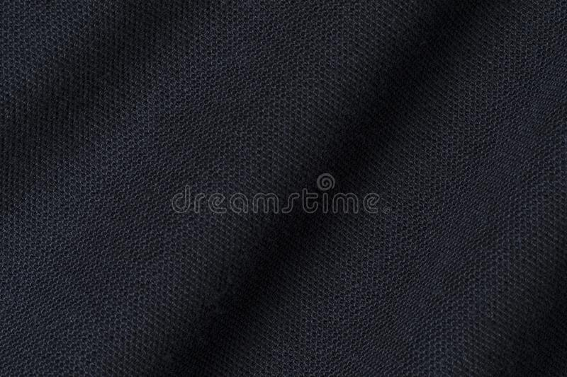 Closeup detail of fabric texture royalty free stock images