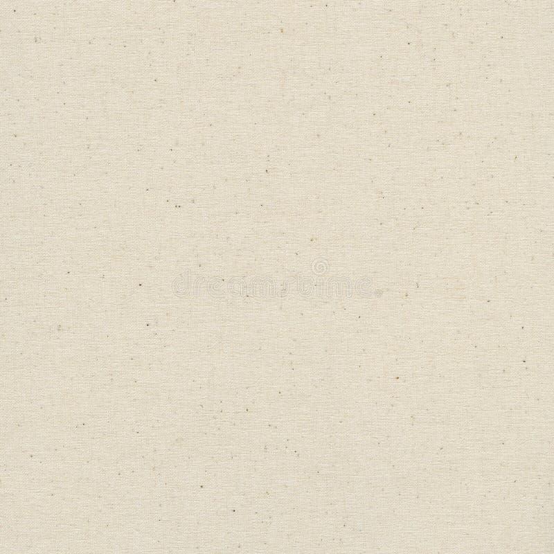 Texture blanc de toile de coton images libres de droits