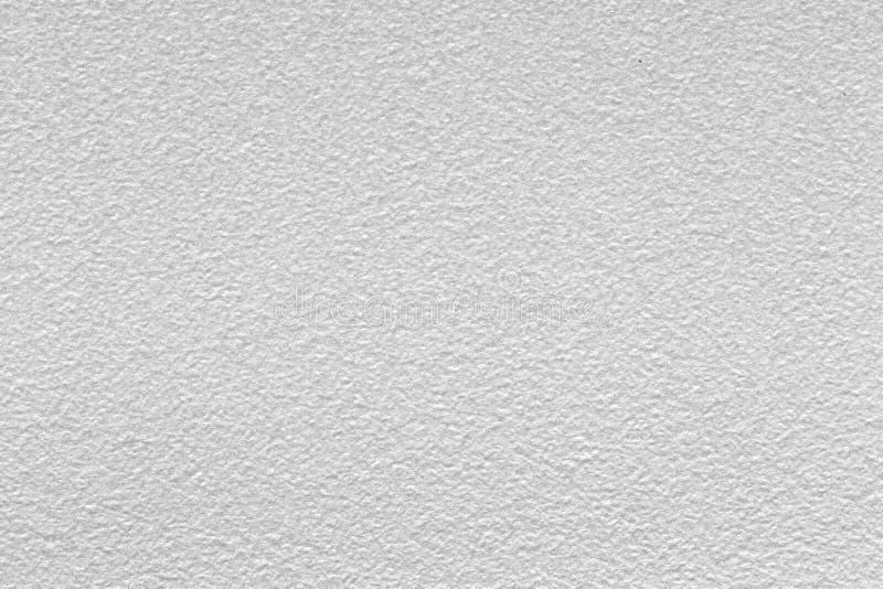 Texture blanche de fond de papier fait main images stock