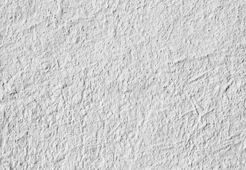 Texture blanche de mur en béton photos stock