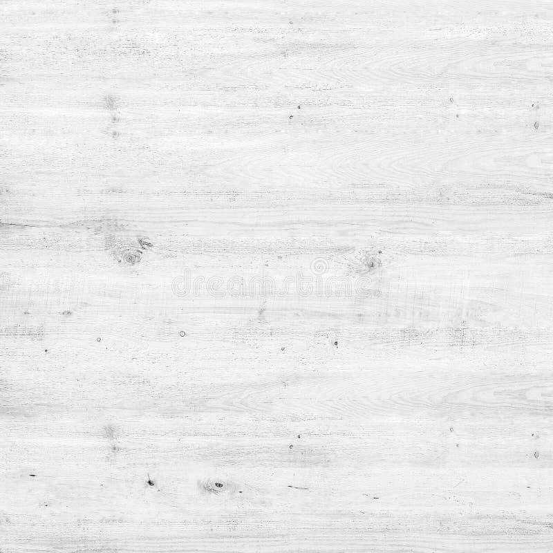 Texture blanche de planche en bois de pin pour le fond photos libres de droits