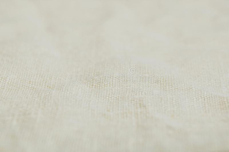 Texture blanche de toile de toile photos stock