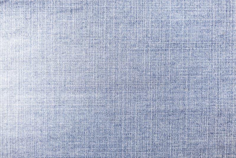 Texture bleu-clair de denim images stock
