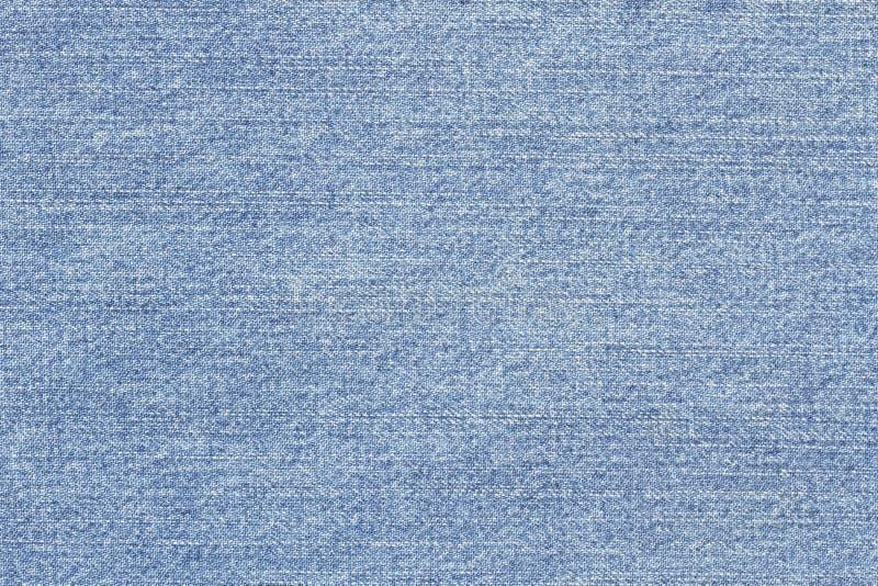 Texture bleu-clair de denim de jeans photo libre de droits