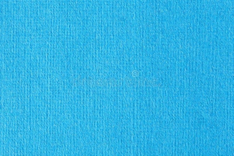 Texture bleu-clair en pastel de papier de couleur d'eau de ton de couleur images stock
