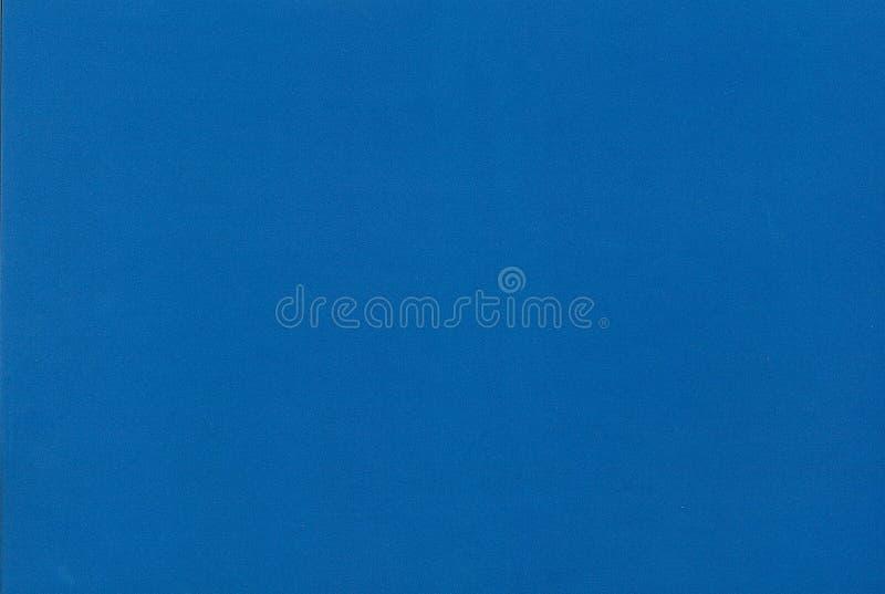 Texture bleu-foncé de papier de mousse de couleur pour le fond ou la conception image stock