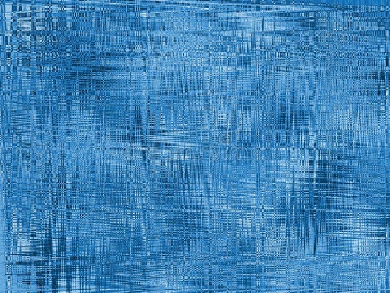 Texture bleue illustration stock