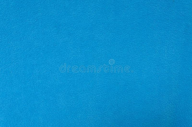 Texture bleue d'ouatine images stock
