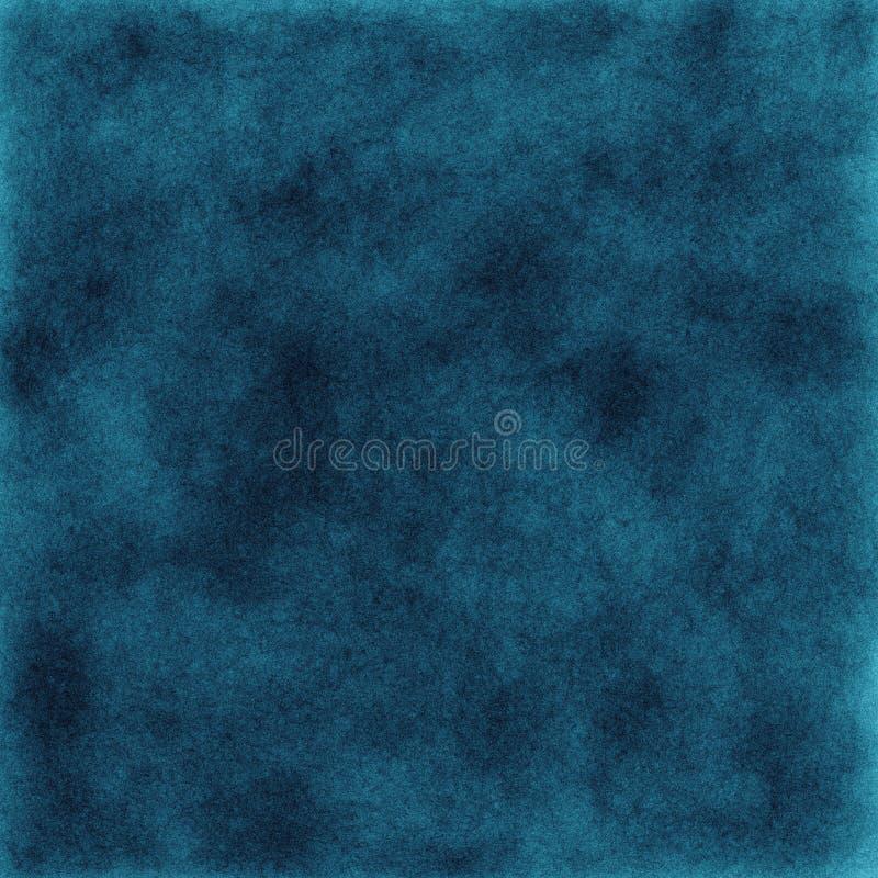 Texture bleue de bruit illustration libre de droits