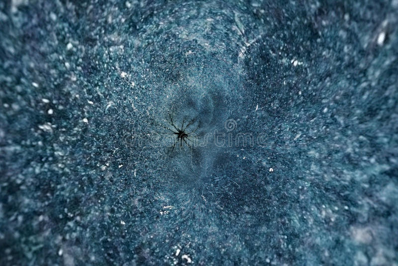 Texture bleue de glace images libres de droits