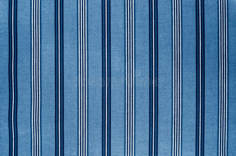 Texture bleue de tissu. Vêtx le fond photographie stock libre de droits