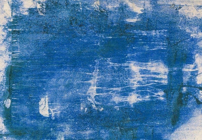 Texture bleue en métal photo stock