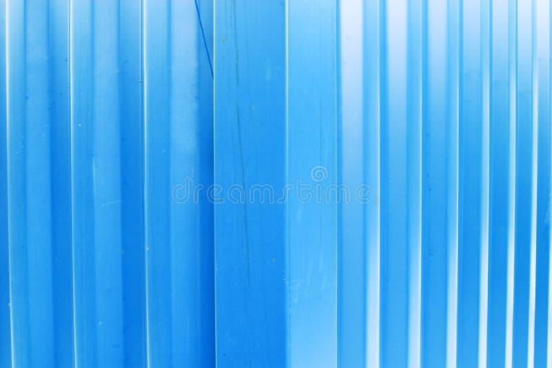 Texture bleue en métal image stock