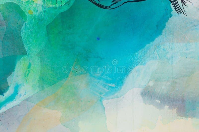 Texture bleue magnifique pour votre nouveau projet idéal photos stock