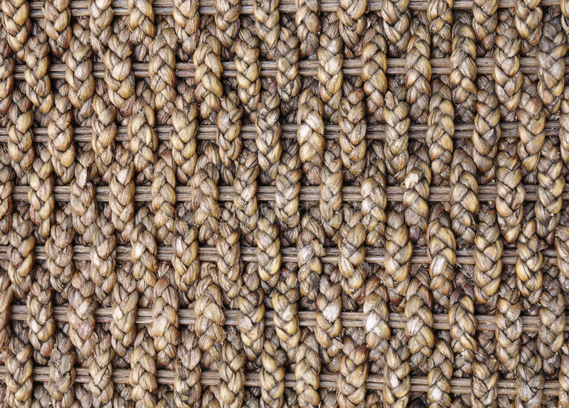 Texture from braided wicker chair stock photography