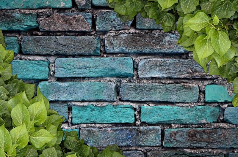 Texture brick wall, background stock photo