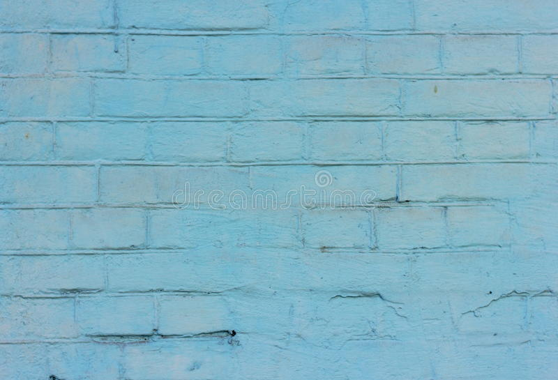 Texture of a brick wall stock photography
