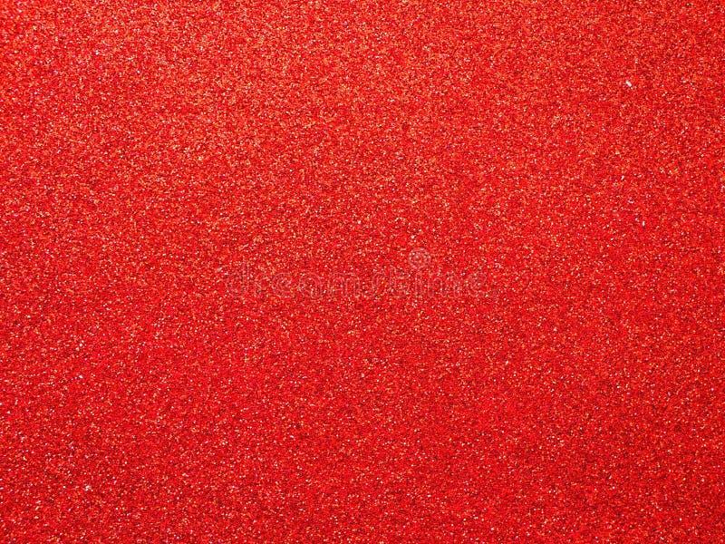 Texture brillante de mousse rouge, fond abstrait rouge photo libre de droits