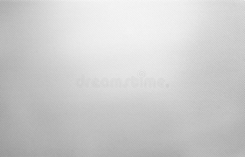 Texture brillante en métal blanc, fond argenté pointillé image stock