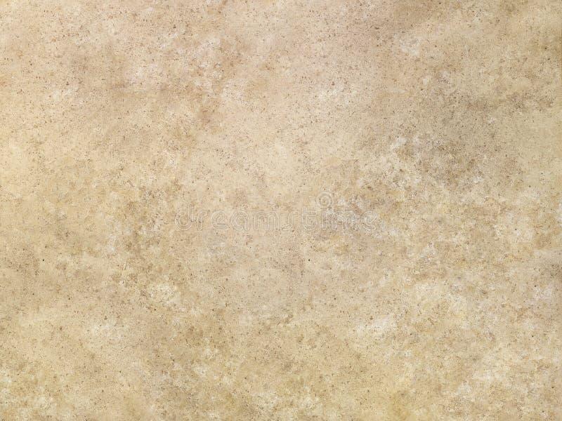 Texture bronzage de surface de marbre de travertin image libre de droits