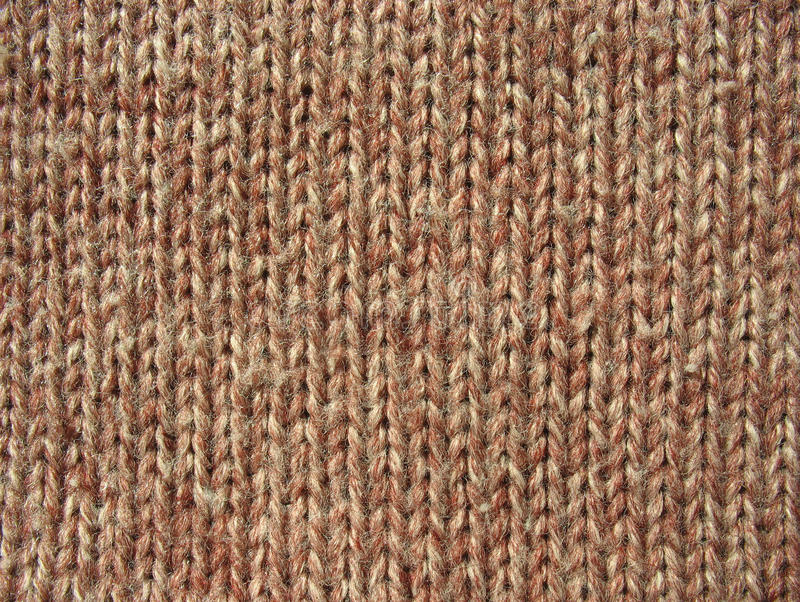 Download Texture Of Brown Knitted Linen Stock Photo - Image: 24499296