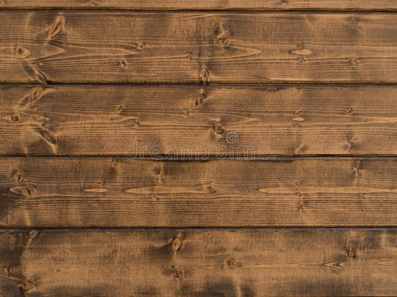 Texture of brown wood planks royalty free stock photos
