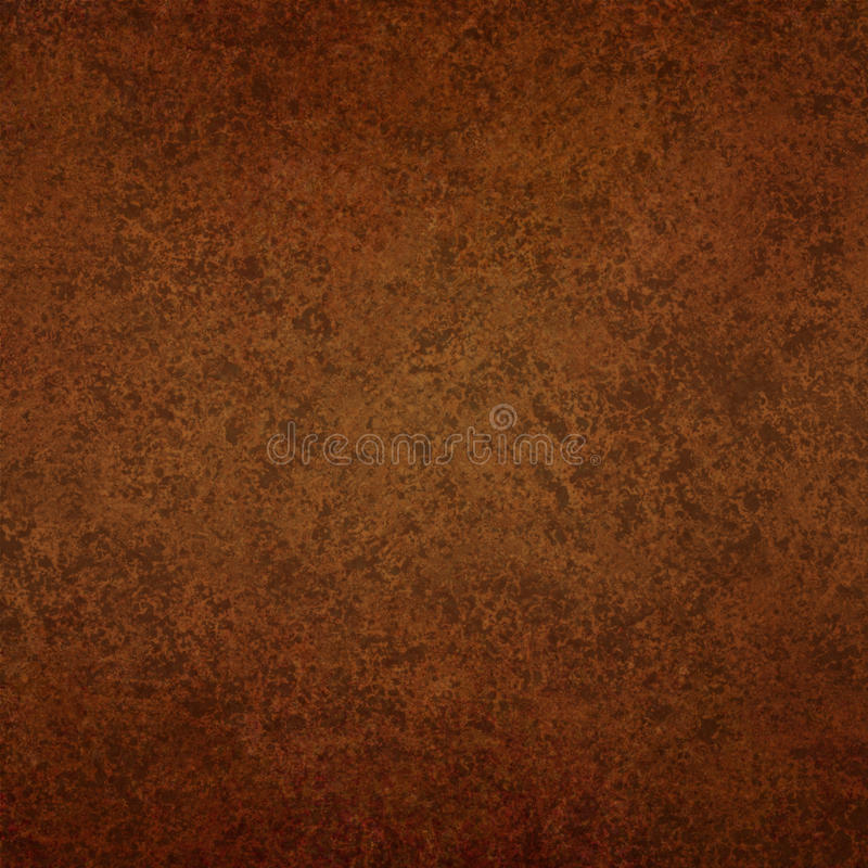 Texture brune abstraite de vintage de fond illustration stock