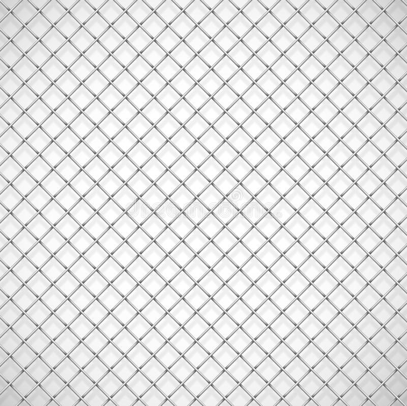 Download Texture the cage stock vector. Illustration of linkage - 25831458