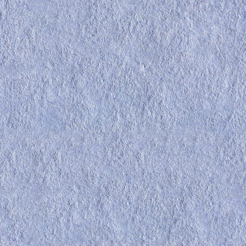 Texture carrée sans joint Papier bleu-clair Tuile prête images stock