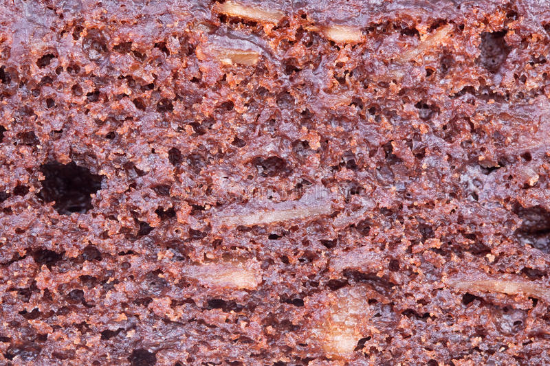 Download Texture Of A Chocolate Cake Stock Image - Image: 20659375