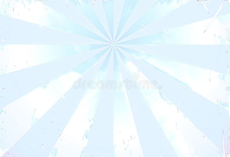 Fun Background Texture Zazzy. A fun grunge blue and white texture or background. Reminds me of looking in a circus tent at the sky vector illustration