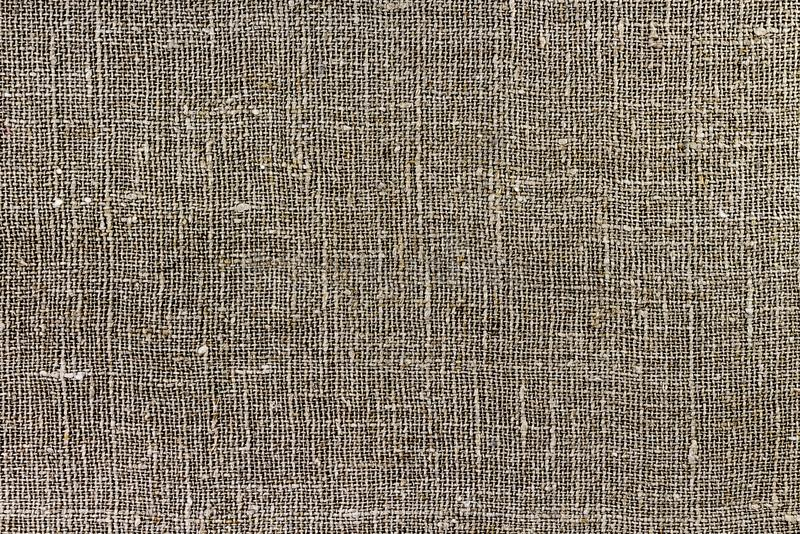Texture of cloth sack, canvas background royalty free stock photography