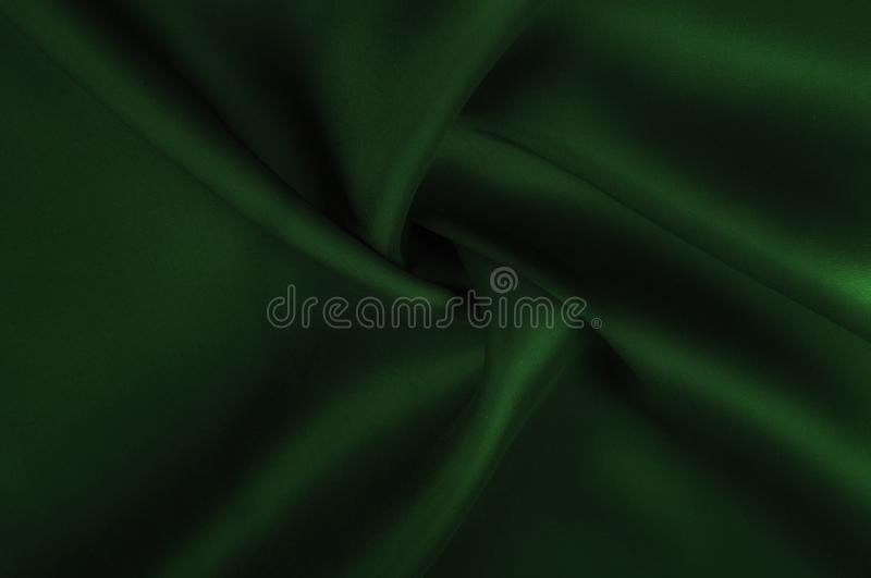 texture, cloth silk green. In a dusty, earthly hue, let this luminous sage and silk stay in style. It is an embodiment royalty free stock photography