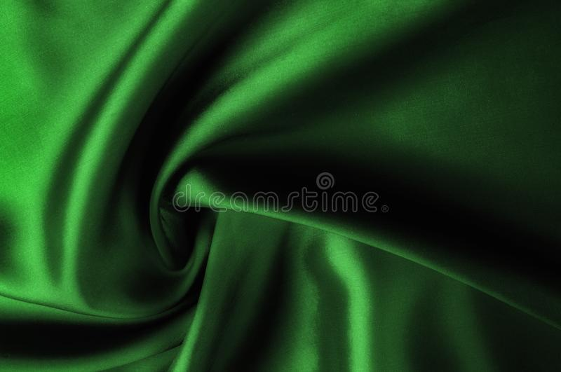 Texture, cloth silk green. In a dusty, earthly hue, let this luminous sage and silk stay in style. It is an embodiment. Of the spring and summer style, woven as royalty free stock images