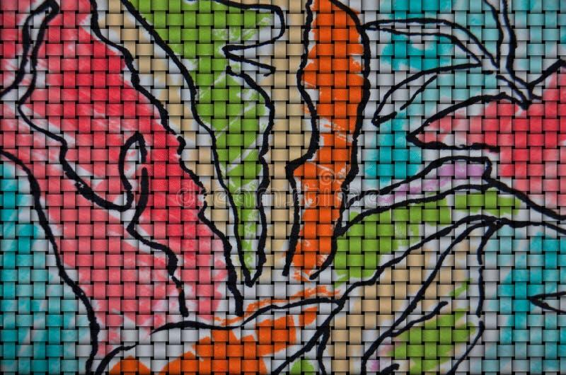 Texture colorée photographie stock libre de droits