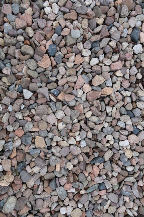 Texture colorée de fond de pierres, image verticale photos libres de droits