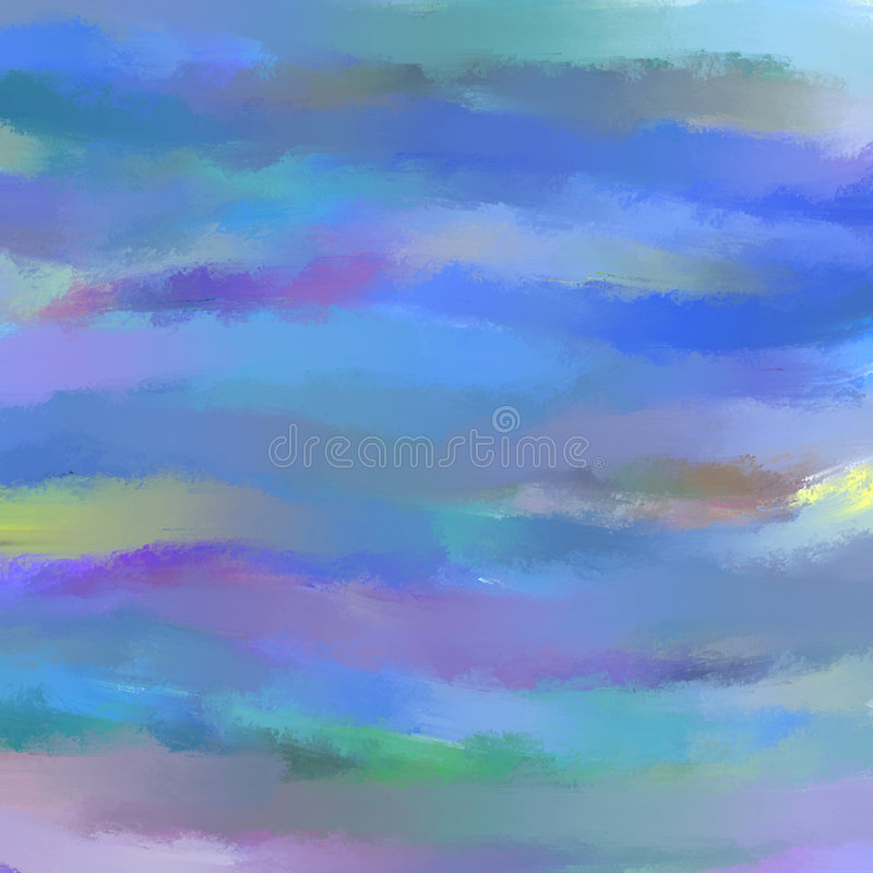 Texture colorée graisseuse illustration stock