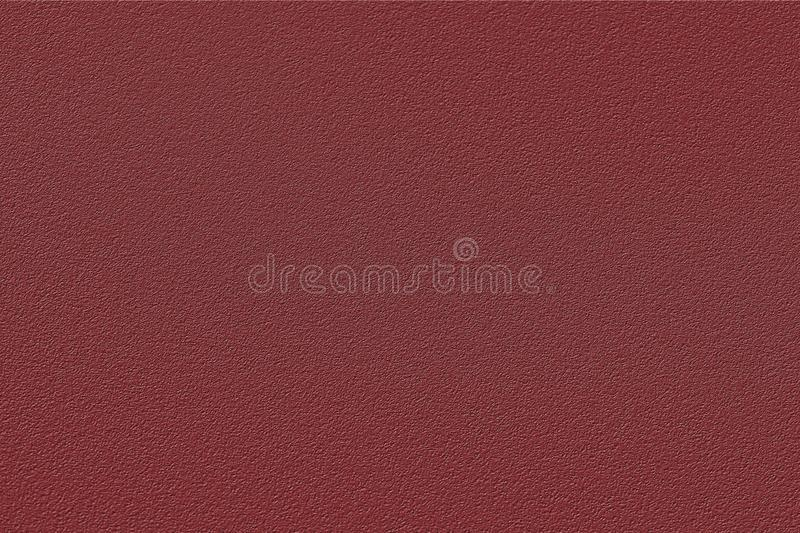 Texture of colored porous rubber. Fashionable color of autumn-winter 2018-2019 season: red pear Pantone. Can be used as stock photos