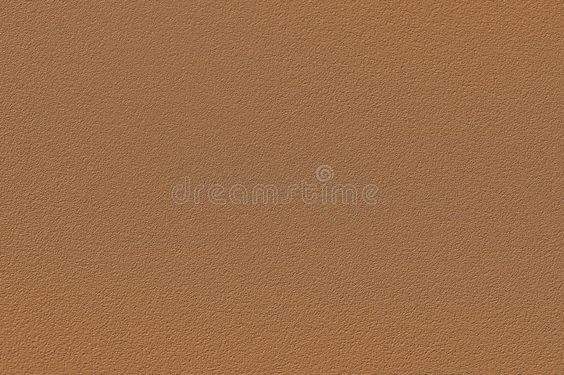 Texture of colored porous rubber. Fashionable color of autumn-winter 2018-2019 season: Meerkat Pantone. Can be used as royalty free stock image